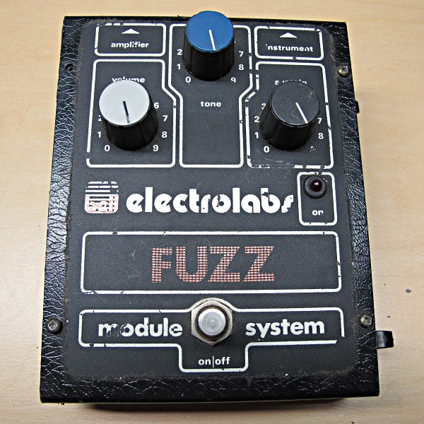 BELL Electrolabs Fuzz 1981