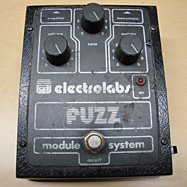 BELL Electrolabs Fuzz c1978