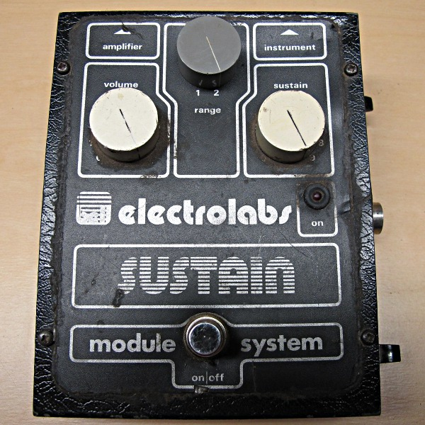 BELL Electrolabs Sustain c1978
