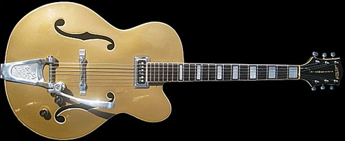 1955 gretsch streamliner jaguar tan