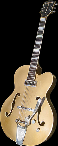 1954 gretsch streamliner in jaguar tan