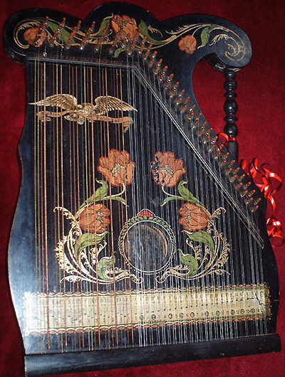 zither repairs & restorations